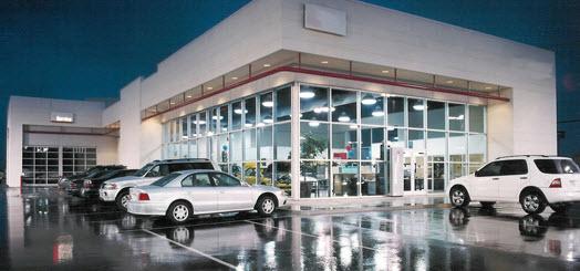 Car Dealership for IAuto